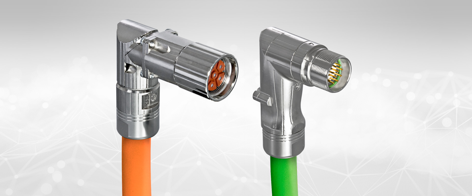 ISO 9001 servo motor cables